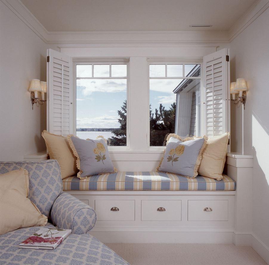 Уютное окно
