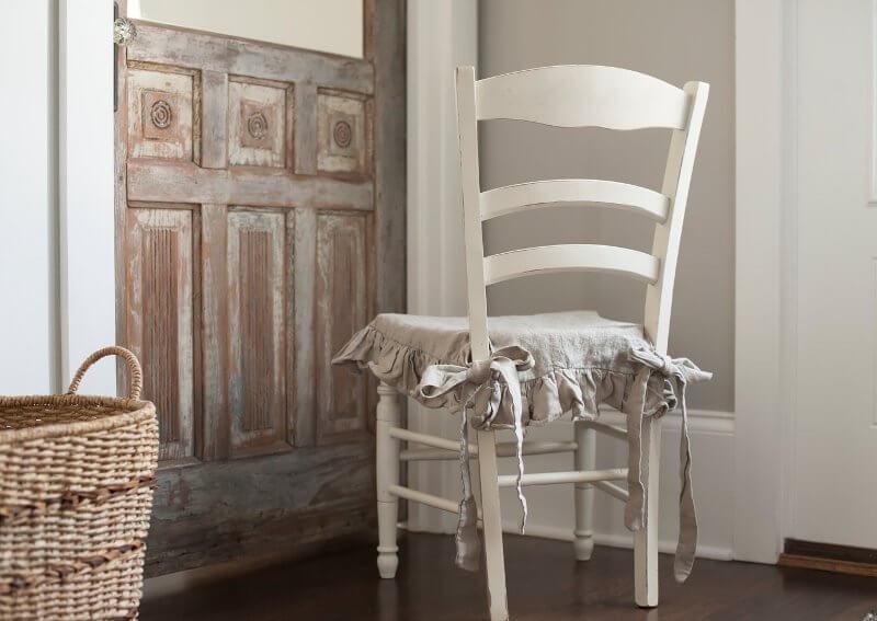 Чехол на стул,подушка для стула