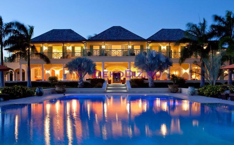 Отдых на Карибах. Отель Jumby Bay