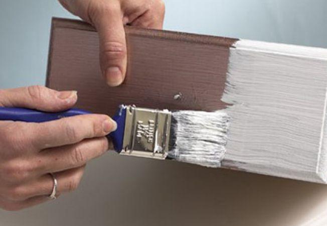 Как покрасить мебель своими руками с фото