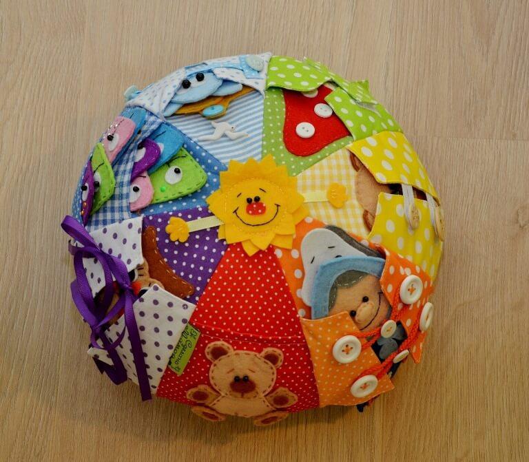 Подушка-игрушка своими руками