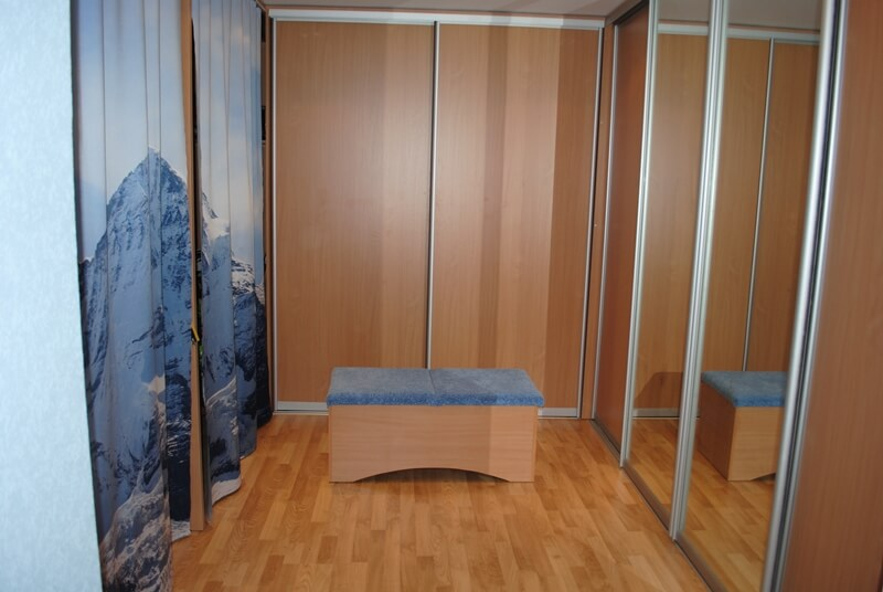 Гардеробная комната фото 2 кв.м своими руками