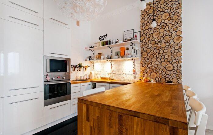 Дизайн трехкомнатной квартиры п44т