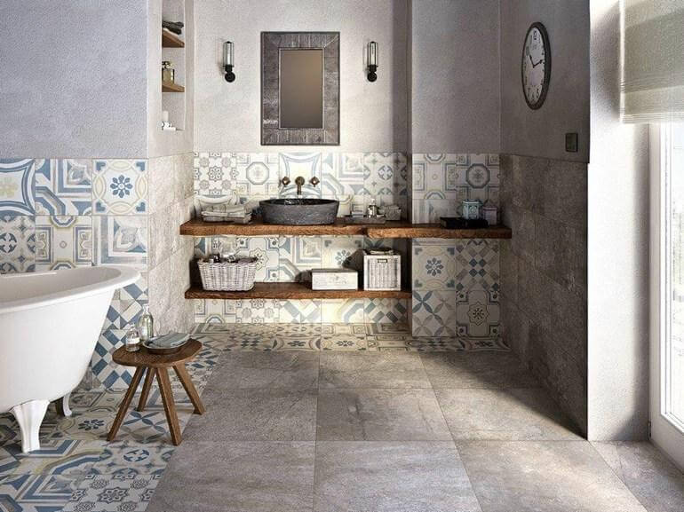 Идеи интерьера для ванной