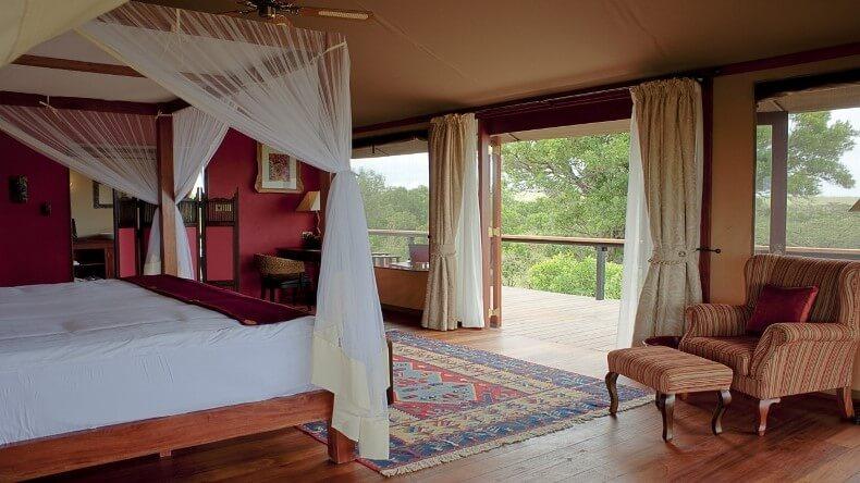 Mara Kempinski, Кения