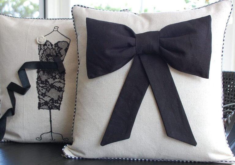 Подушка маленькая своими руками