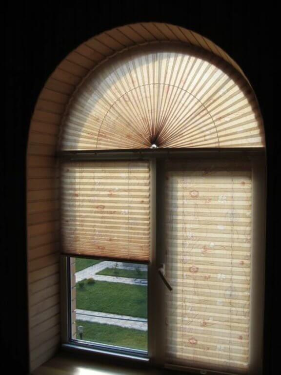 Шторы-плиссе на окна