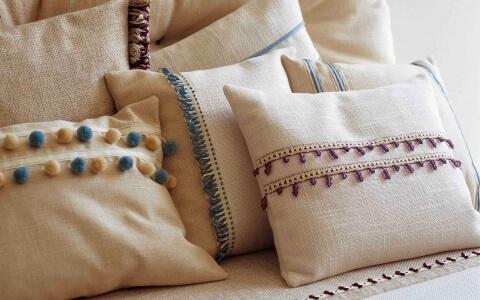 Сшить чехлы на подушки дивана своими руками