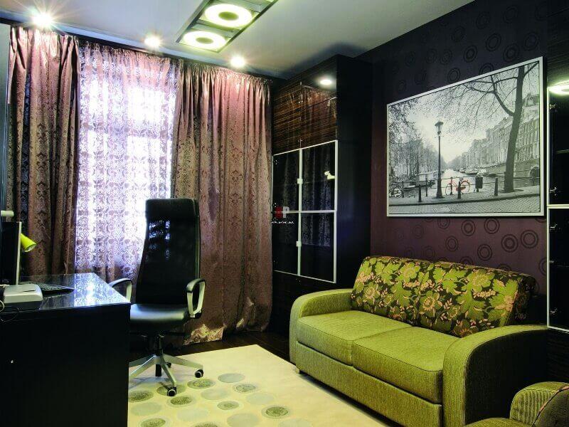 Дизайн освещения комнаты