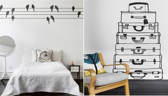 Как украсить подростка комнату 65