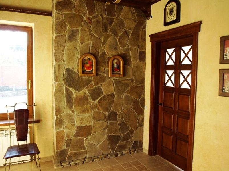 Декорирование стены