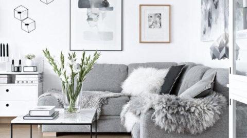 Скандинавский стиль в интерьере – гармония лучших тенденций