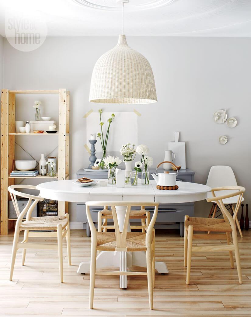 Скандинавский дизайн интерьера в квартире