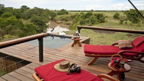 Отель Kempinski — оазис комфорта в африканской саванне
