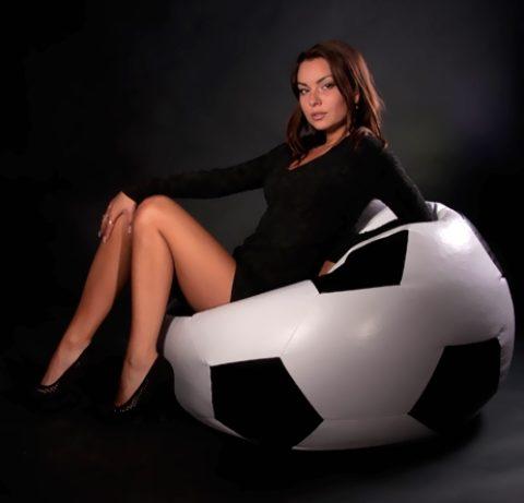 Кресло мешок мяч: комфортный отдых для взрослых и детей