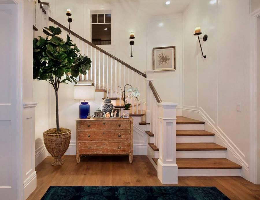 Современные лестницы в доме