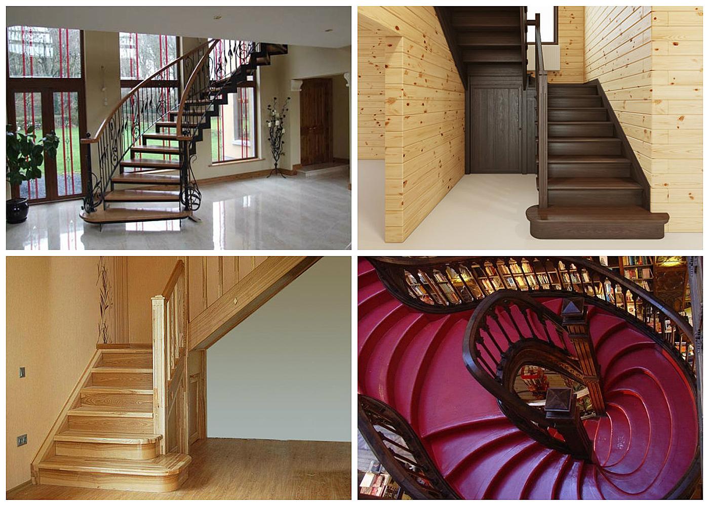 Лестницы коллаж