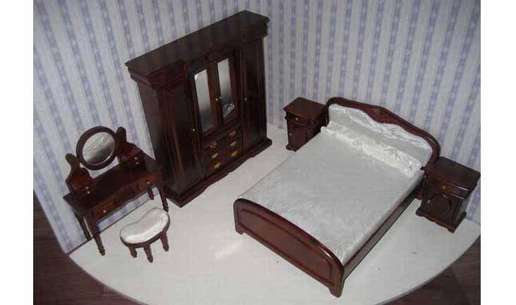 Фото как сделать кукольную мебель своими руками 53