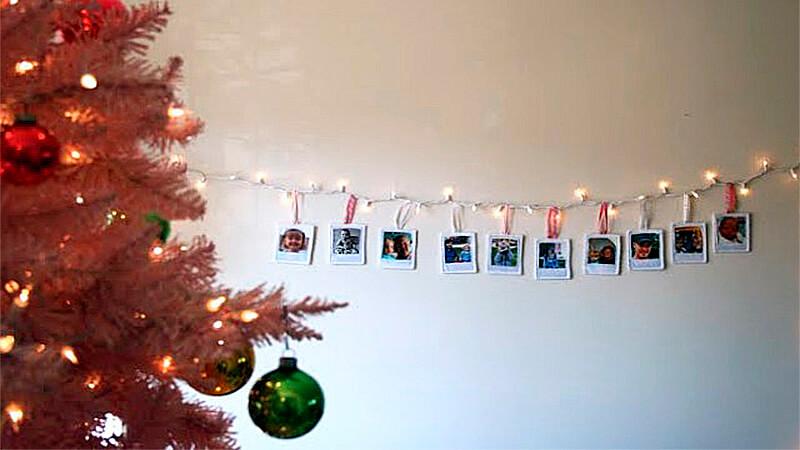 Украшения для дома к рождеству своими руками