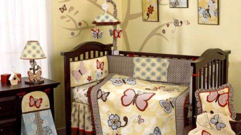 Идеи декора интерьера в детской комнате
