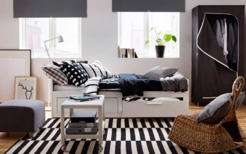 Интерьер в стиле ИКЕА: лучшее соотношение цены и качества