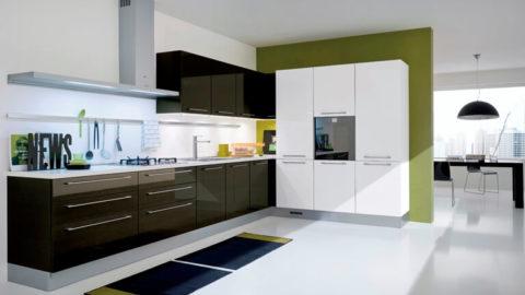 Дизайн кухни в стиле модерн: современный, удобный, популярный