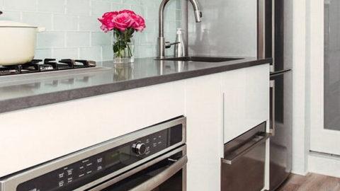 Интерьер кухни 6 кв м — идеи дизайна с фото
