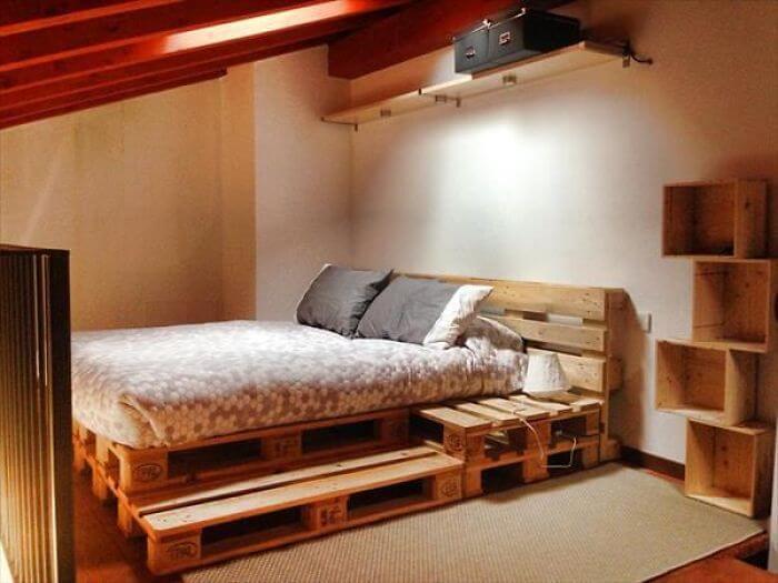 Кровать для ребенка с бортиками своими руками