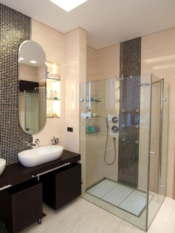 кабин фото ванных интерьер душевых в комнатах