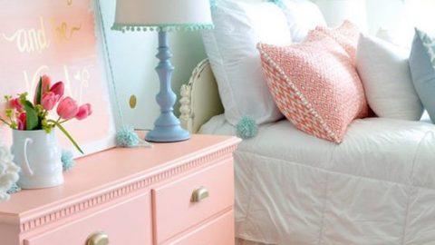 Модные цвета в интерьере: нежность и спокойствие