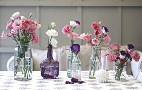 Цветочный декор своими руками: летнее настроение в квартире