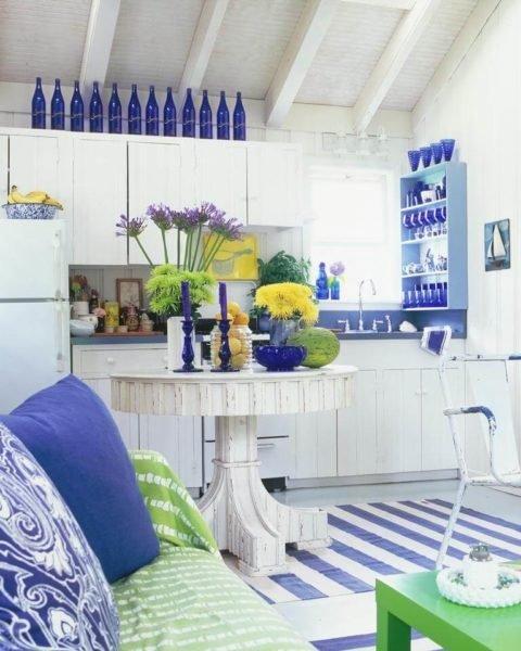Подбираем элементы декора квартиры ко времени года