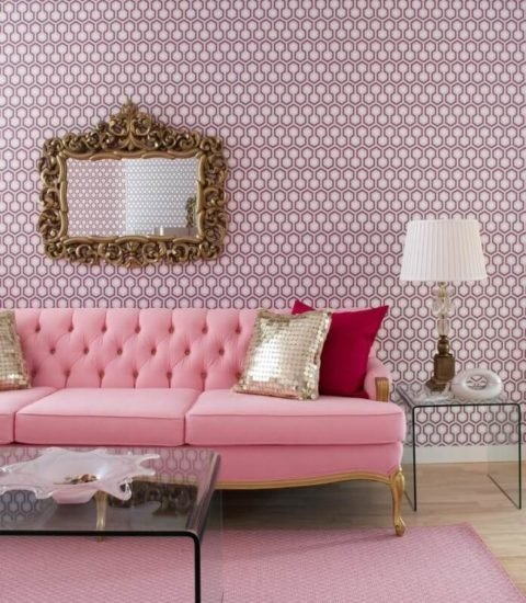 Как правильно обыграть розовый цвет в интерьере?
