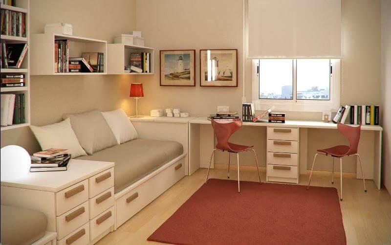 Уютная комната