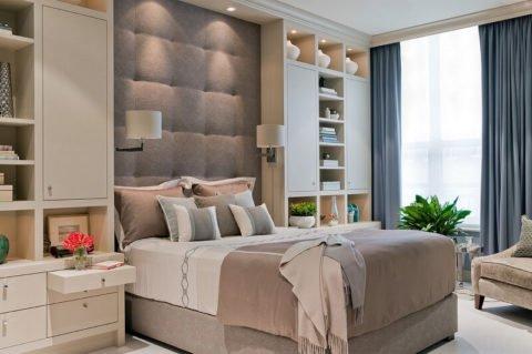Контемпорари в интерьере современной квартиры