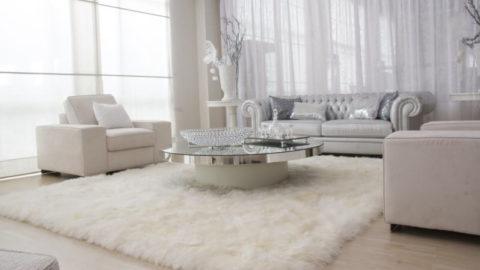 Белый цвет в интерьере квартиры. Дизайн дома в белом цвете