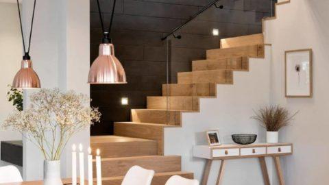 Лестницы в доме: главное украшение или незаметный атрибут?