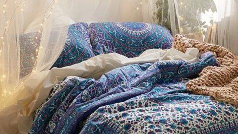 Спальня в стиле бохо: 30 вдохновляющих идей