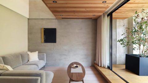 Традиционный японский стиль ваби саби в современном интерьере