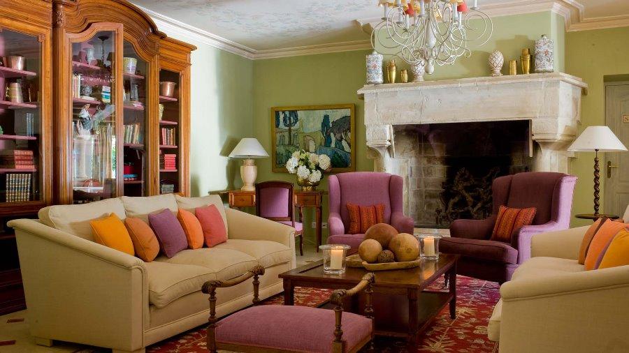 Цвет марсала в интерьере дома