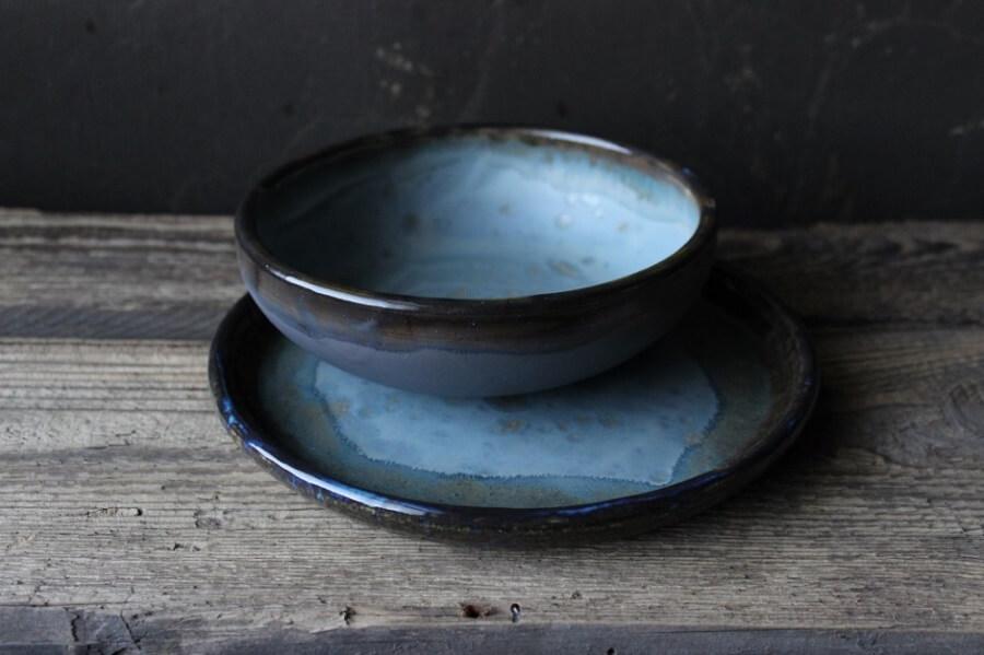 Посуда в стиле шале