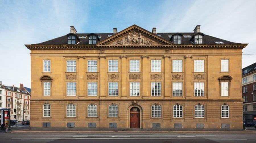 Отель Копенгаген