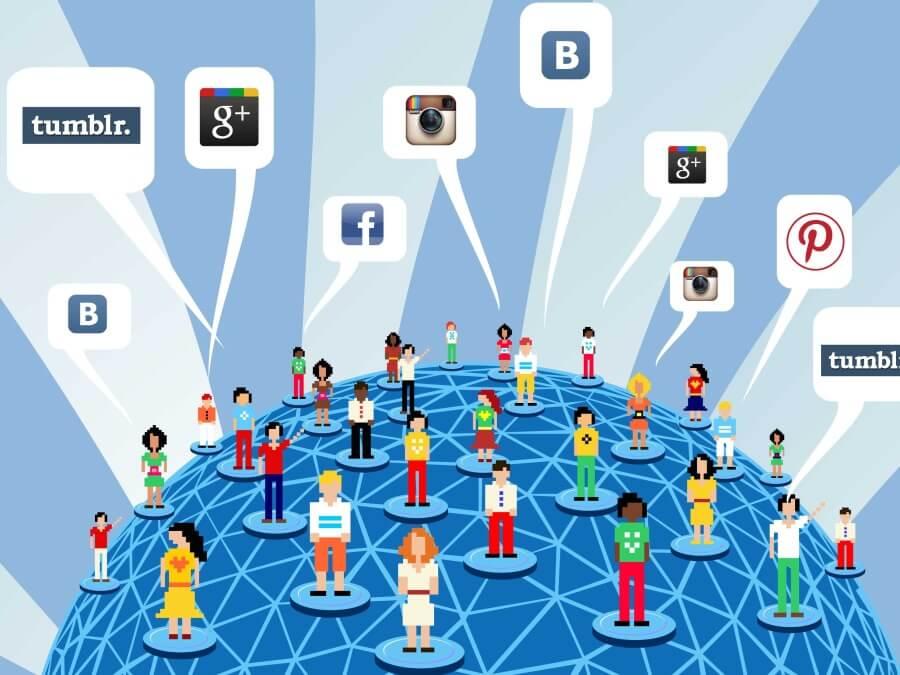 Клиенты из социальных сетей