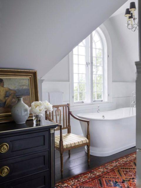25 красивых идей интерьера ванных комнат