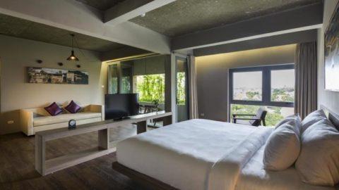 Atlas Hotel Hoian 4*: отель, окруженный сочной зеленью