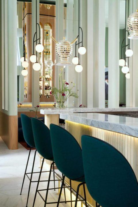 Дизайнерский отель «Барсело Торре де Мадрид» 5*