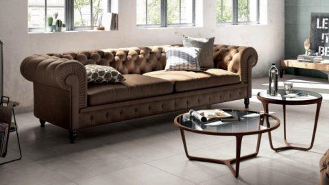 Мягкая мебель в стиле «Честер»