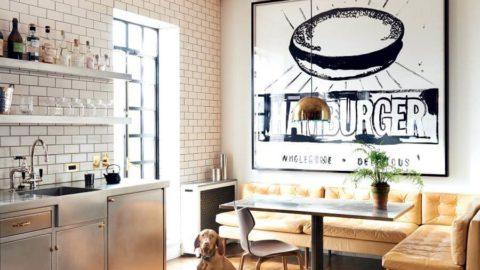 Как выбрать идеальный диван для кухни