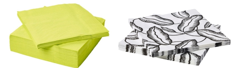 Новогодний декор из Ikea