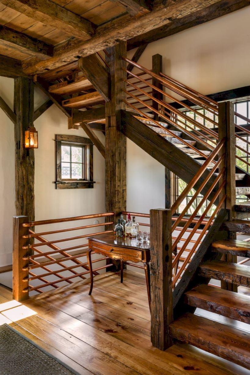 Медная лестница